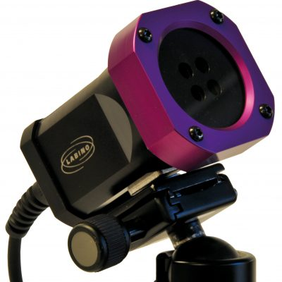 135 Series | UV LED lamps for Non Destructive Testing by Labino