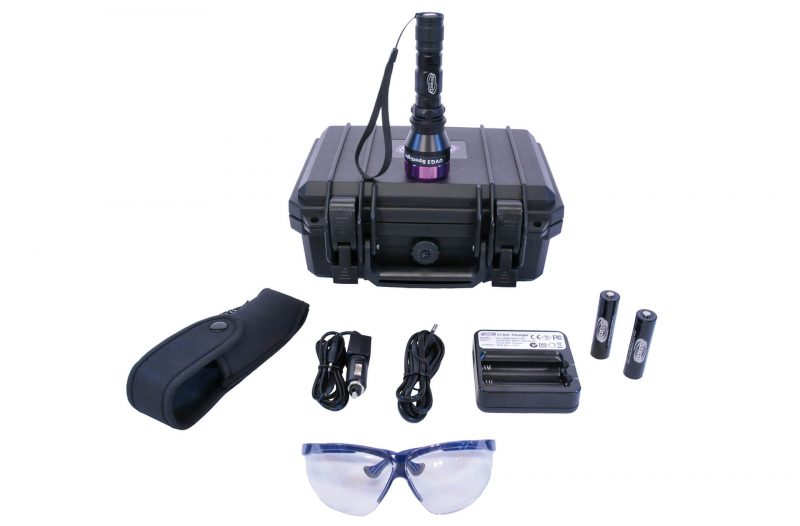 What the UVG3 KIT (Single) package includes