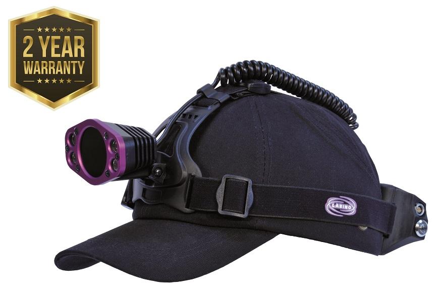 UVG5 2.0 Series UV LED Headlight – New product release